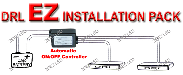 Led daytime running light drl automatic control onoff switch click image to enlarge ccuart Gallery