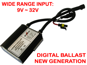 Xenon HID Replacement Ballast