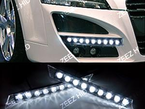 Audi Style 9 LED Daytime Running Light