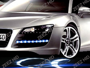 Audi Style LED Strip Daytime Running Light